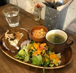 cafe lunch♪